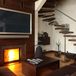 Should You Install a Fireplace in Your Home?