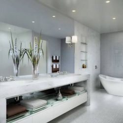 CREATE AN ACCESSIBLE BATHROOM ON BUDGET