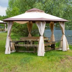 The Different Types Of Gazebos