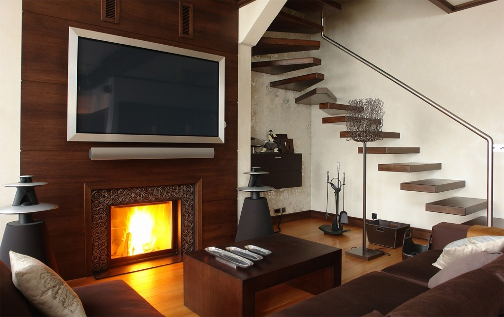 There is a different touch to a home only a fireplace can bring. It can not only warm the feel of a living room; the comfort it brings during snowy December