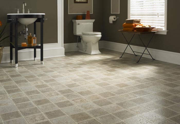 Wonderful Vinyl Flooring Bath Hero