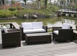 Many Outdoor Furniture Options in Chicago