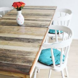 DIY Furniture Pieces: Turn them into Real Visual Assets of your Home