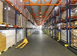 How to Deal with Moisture in a Warehouse