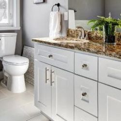 Various uses of cabinets throughout your house, outside the kitchen