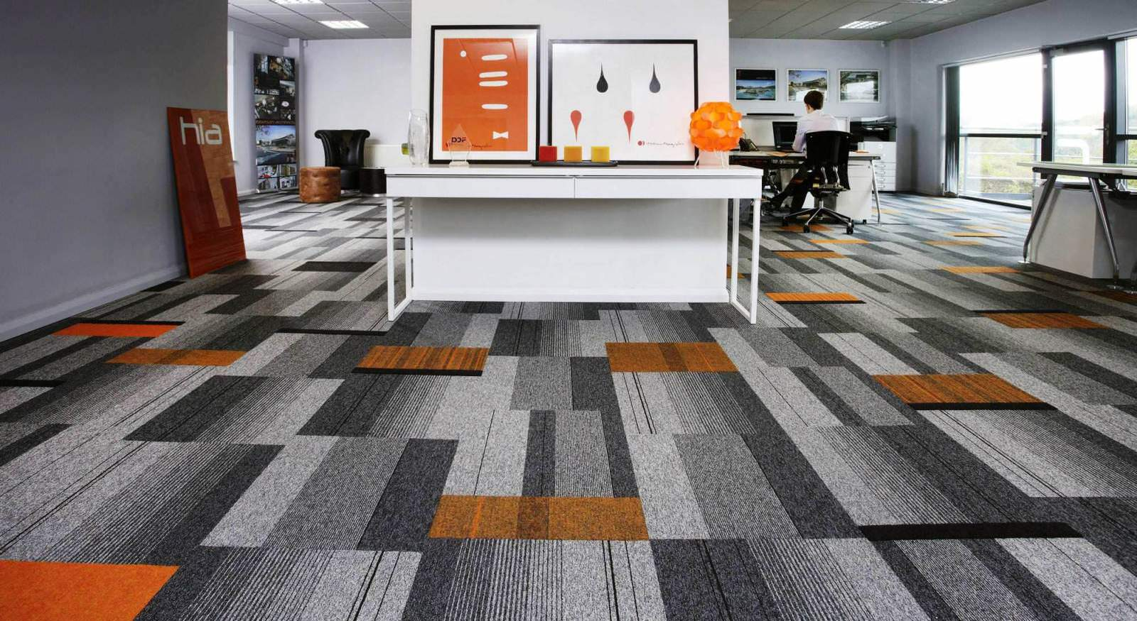 Commercial Carpet Tiles With Padding Floor Matttroy
